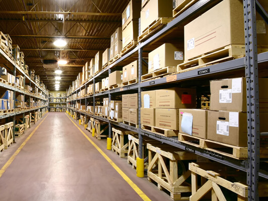 Warehouse & Distribution Centers