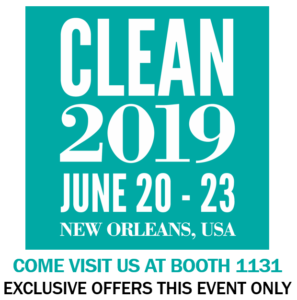 9 Reasons to visit Planiform Conveyors at Booth 1131 at the 2019 Clean Show in New Orleans