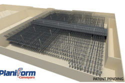 Planiform Implements Massive Automated Garment Storage and Retrieval System in Pennsylvania, USA
